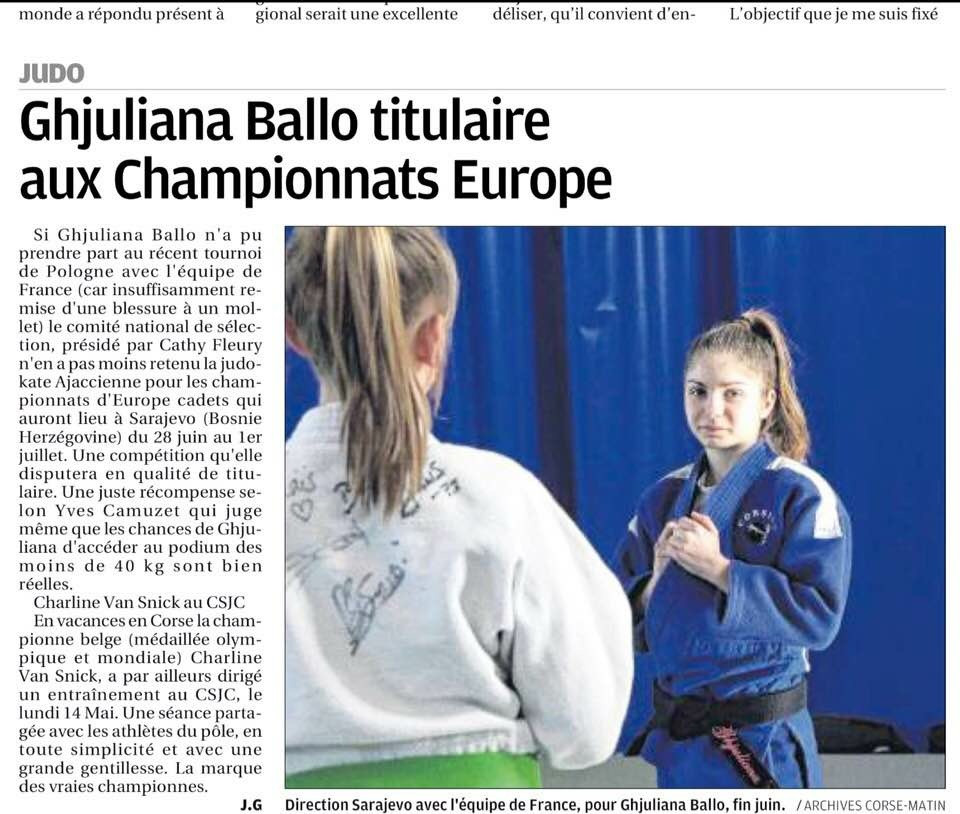 Championat d'Europe