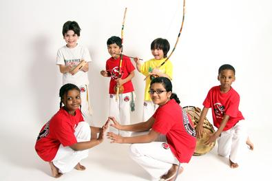 Capoeira Kids - Fitness Friends