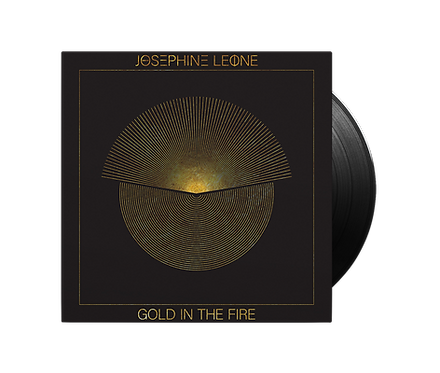 GOLD IN THE FIRE VINYL