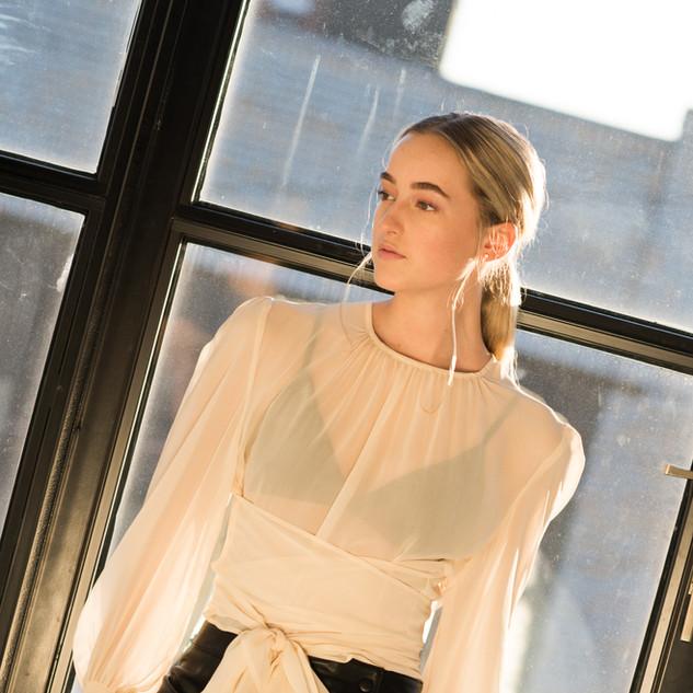 Inez blouse
