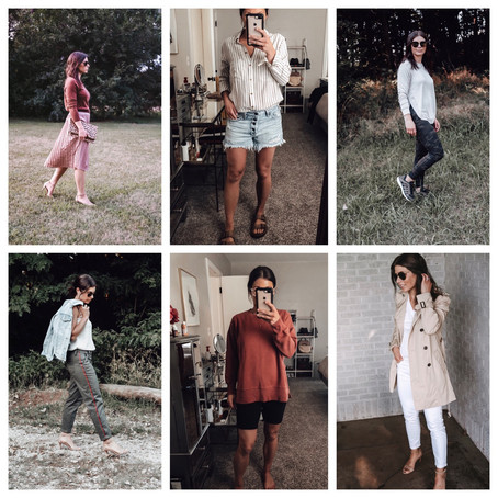 Favorites from August