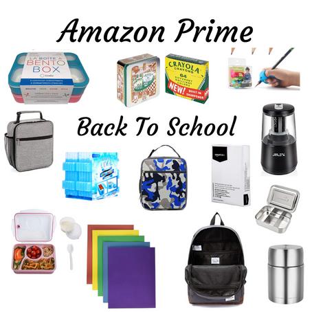 Back To School With Amazon
