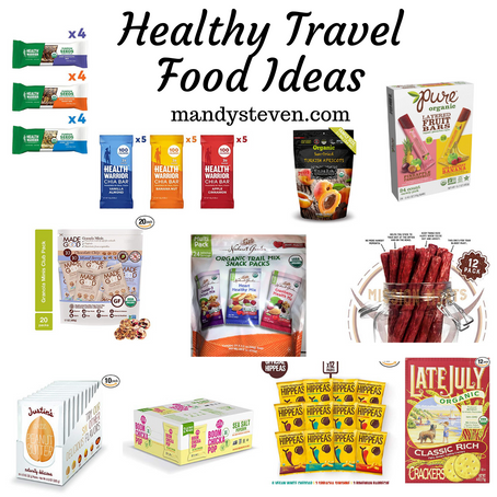 Best Healthy Food Ideas For Travel