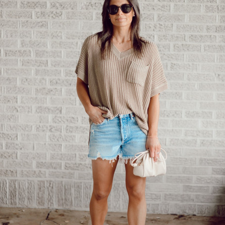 Comfy Looks for Summer