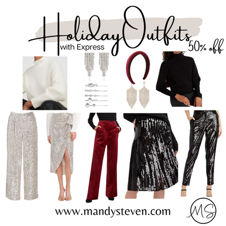 Holiday Gifts and Outfits