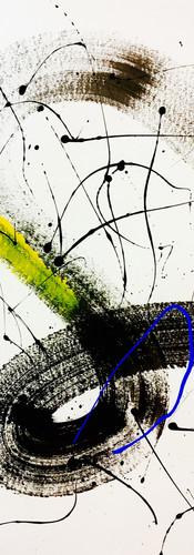 Broken Chain Series 50 x 70 cm | mixed media on paper