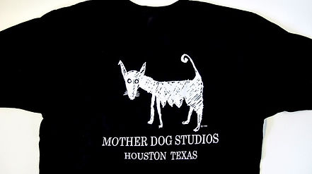 Mother Dog Studios t-shirt
