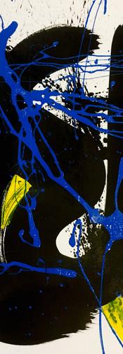 Broken Chain Series 35 x 50 cm | mixed media on paper