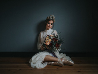 Wedding styled shoot: Desire