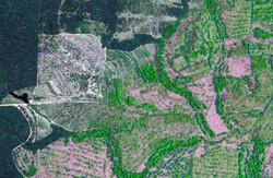 Mato Grosso in Brasil
