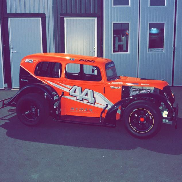 2018 Legendscar | 860 Motorsport
