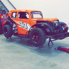 Legends car 44