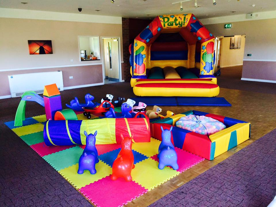 fun bounce soft and castle