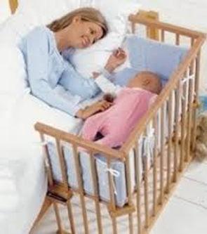 עדכני SLEEPBABY   מיטה מתחברת עריסה נצמדת למיטה  כל הארץ QS-44