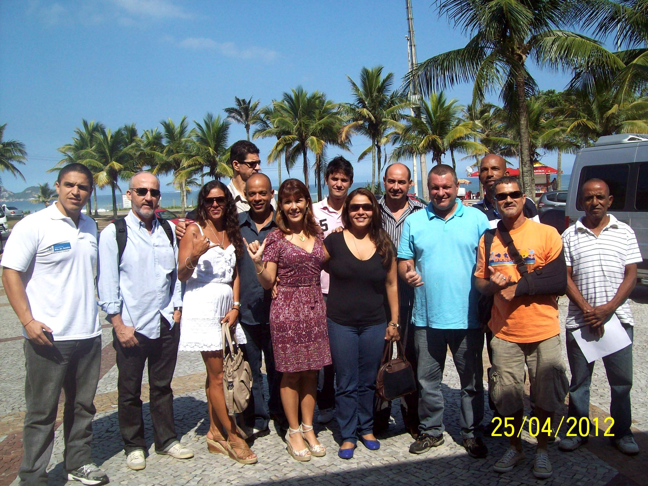 GT Praias Barra Sustentável