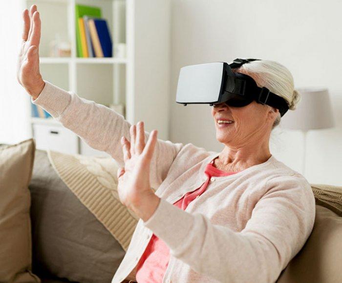 Senior VR