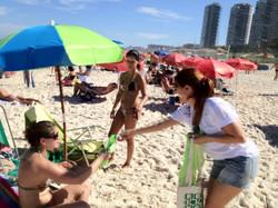 GPA Ação Praia Limpa