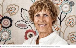 Diana Nyad, a ironwoman do nado