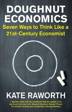 Doughnut Economics livro