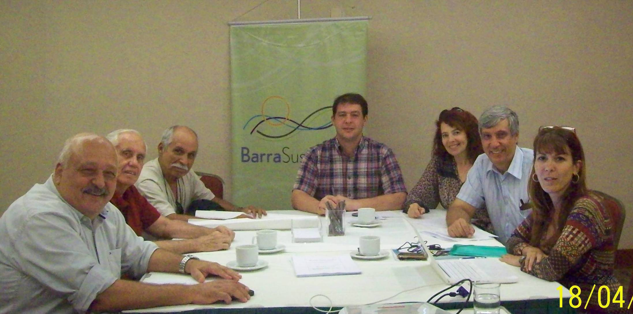 GTs Barra Sustentável