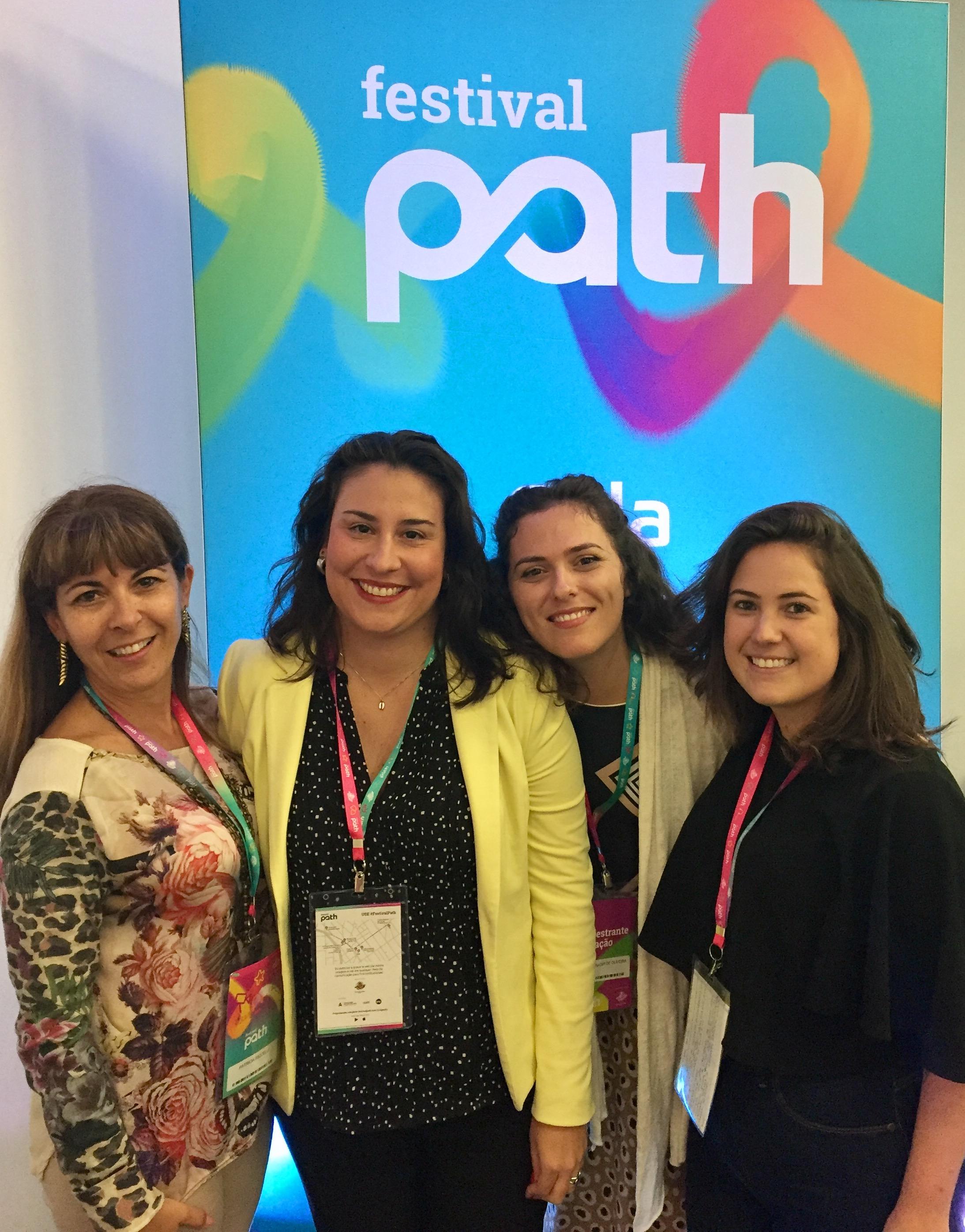 Palestra Regeneração Festival Path