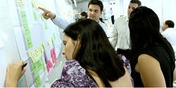 LG in-company Design Thinking