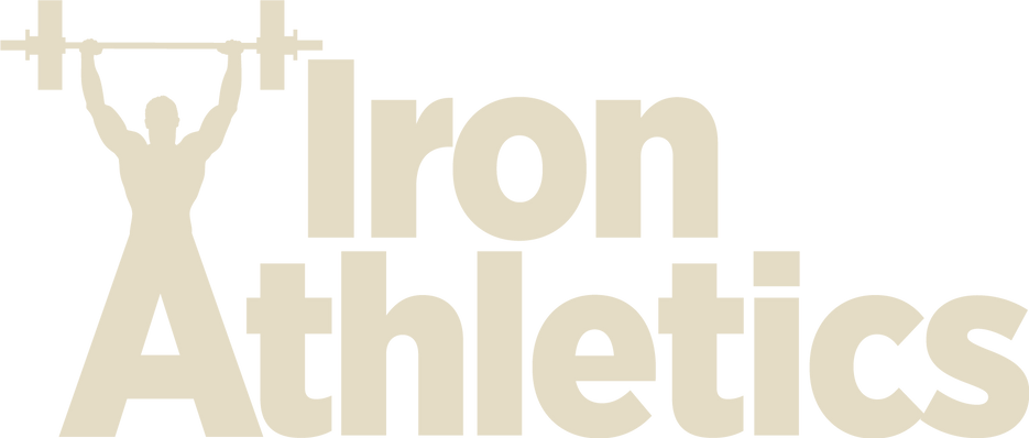 Iron Athletics Gym   Forest Hill MD   Personal Training   Strongman   Logo