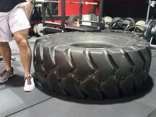 5 COMMON MISTAKES IN THE STRONGMAN TIRE FLIP