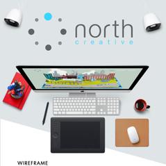 North Creative Site Layout