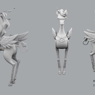 Giraffigus Toy