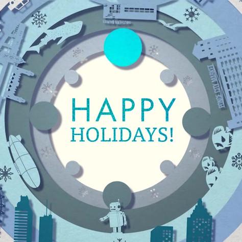 North Creative Holiday Video