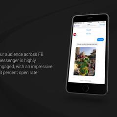 Facebook Messenger reel