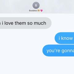 Parkland Sister texts