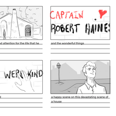 Early storyboards page2