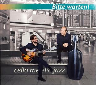 Cello meets Jazz Bitte Warten Album.jpg