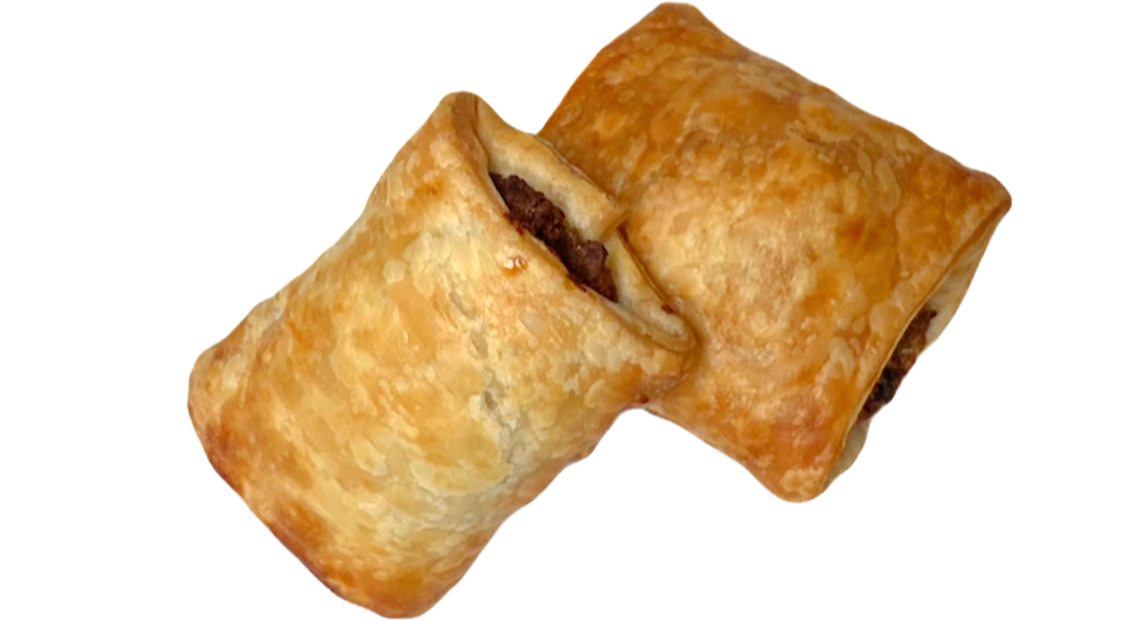 Plant-Based MINI Sausage Roll - 10 PIECES