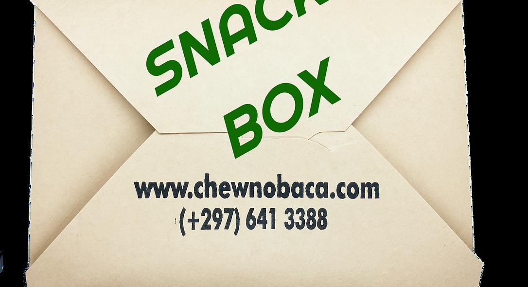 STANDARD SNACK BOX - 10 PIECES (minimum order)