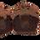 Thumbnail: DOUBLE CHOCO - 6 CUPCAKES