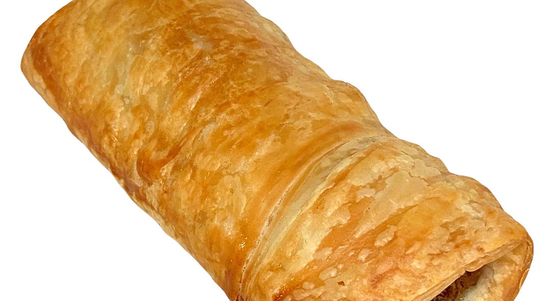 Plant-Based Sausage Roll (LARGE) - 6 PIECES