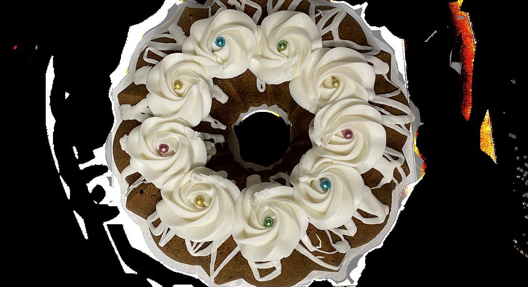 CARROT CAKE - 9INCH BUNDT