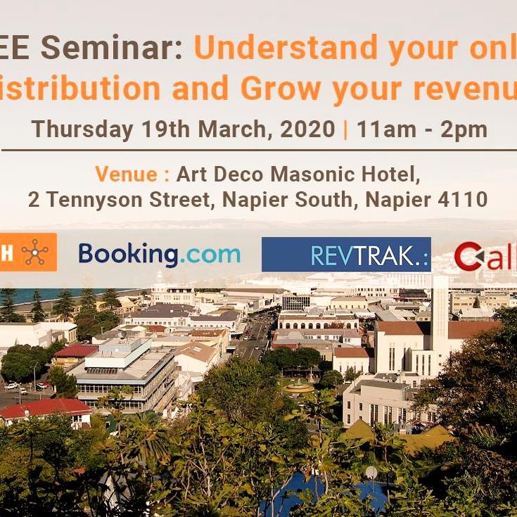 Hawkes Bay Revenue Management Seminar