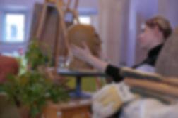De kunstneriske fag har et højt fagligt niveau, og man lærer mere end en kunstart