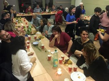 Repas annuel des bénévoles