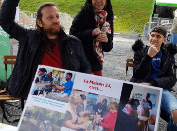 Participation au Festival Eco Mouv'