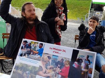Participation au Festival Eco Mouv'