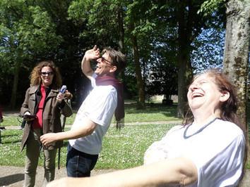 Journée internationale du rire à Périgueux