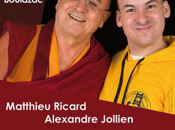 Nouvelle conférence de Matthieu RICARD
