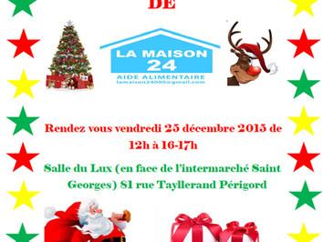 Préparation Noël 2015