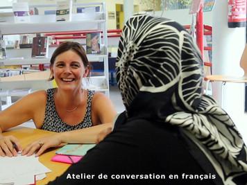 Nos ateliers de conversation en français ont repris, doublés de sorties culturelles