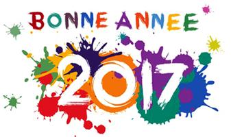 Tous nos vœux pour 2017